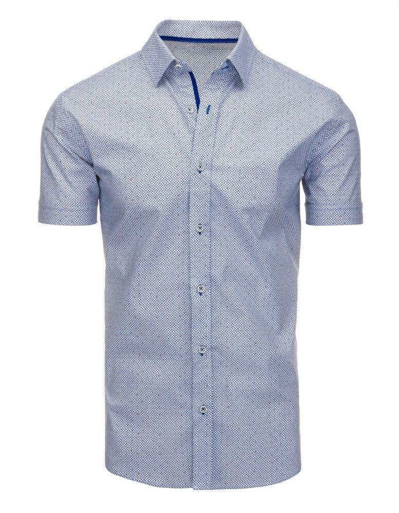8d8a0eb3ae52 Pánska košeľa s krátkym rukávom