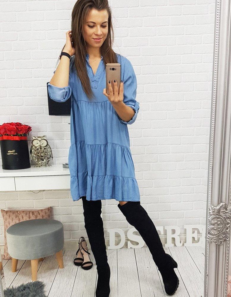 Štýlové dámske šaty (ey0522) d6aa434d8a